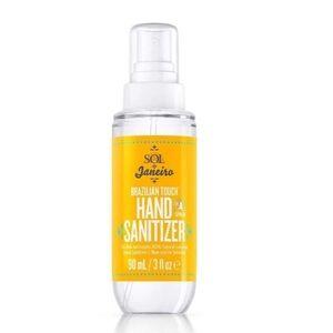 sol de janeiro hand sanitizer